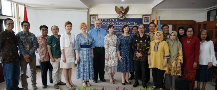 И в Индонезии говорят по-русски!