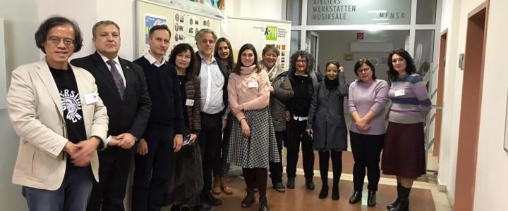 Новые перспективы взаимодействия с вузами Австрии