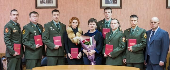 В интересах информационных структур Федеральной службы войск национальной гвардии России