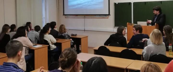 Встреча студентов МПГУ с представителем АНО «Агентство по развитию человеческого капитала на Дальнем Востоке»