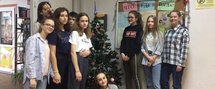 Тайный Санта: как лицеисты создавали новогодние украшения