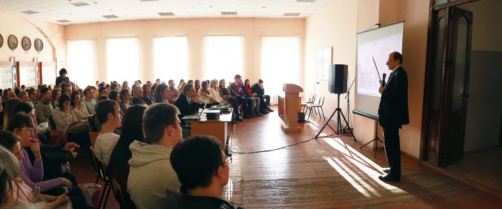 В Орле завершился лекционный курс по истории Гражданской войны в России