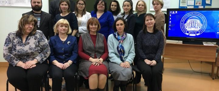 Государственная итоговая аттестация в Сергиево-Посадском филиале МПГУ
