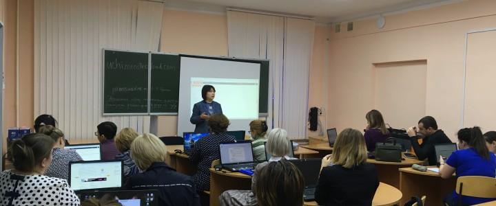 В Надыме прошли курсы повышения квалификации, которые провела В.Г.Маняхина