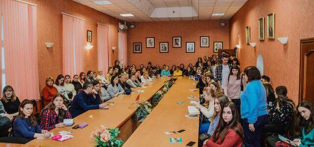 День открытых дверей в Институте журналистики и медиакоммуникаций