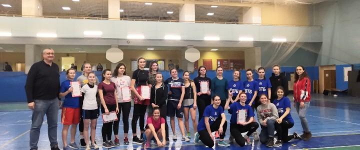 Определились победители и призёры в соревнованиях по баскетболу среди женских команд в рамках II Спартакиады ИФКСиЗ