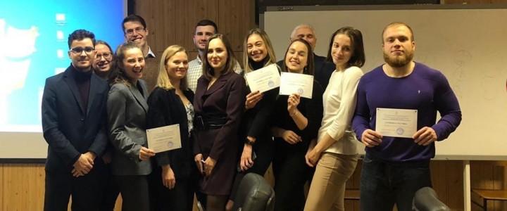 Группа молодых ученых ИФКСиЗ приняла участие во Всероссийской научно-практической конференции с международным участием «Инноватика физической культуры и спорта».