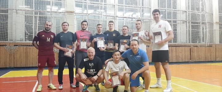 Cтуденты и преподаватели Колледжа МПГУ приняли участие в соревнованиях по микро-футзалу