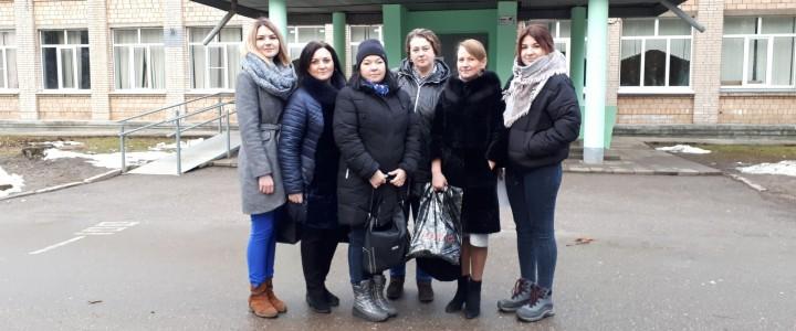 Студенты Сергиево-Посадского филиала МПГУ посетили МБОУ «Начальная общеобразовательная школа № 9»