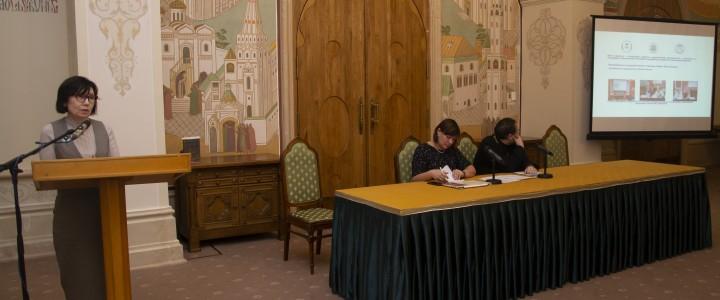Проблемы сохранения и актуализации исторической памяти молодежи обсудили на круглом столе в рамках Международных Рождественских чтений