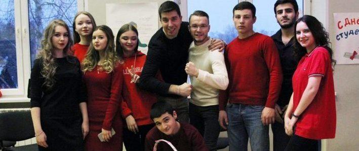 24 января в Колледже МПГУ прошло праздничное мероприятие, посвященное Дню студента