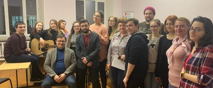 В ИФТИС отпраздновали День российского студенчества