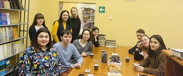 Викторина «Фильмография МПГУ» для студентов ИМИ