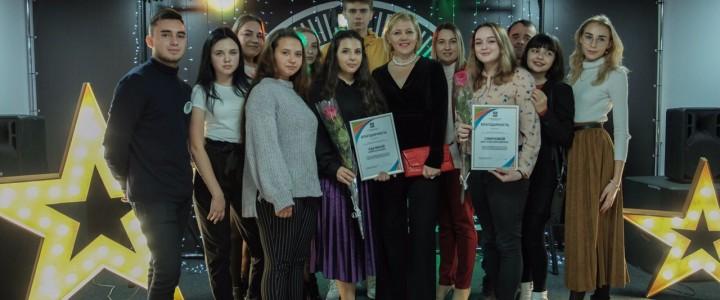 Студенты Анапского филиала МПГУ приняли участие в торжественном открытие молодежного пространства