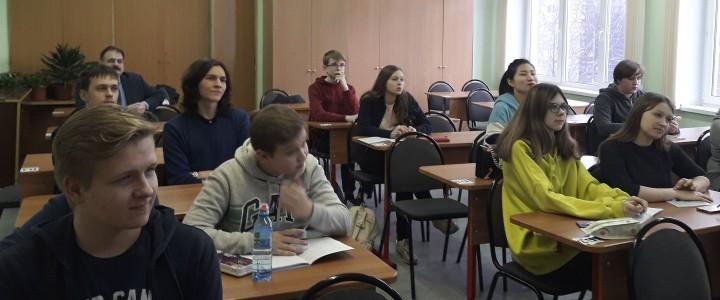Реализуем новые формы профориентационной работы в сотрудничестве со школами Москвы