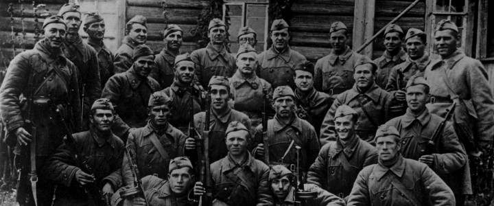 Памяти воинов московского народного ополчения посвящается