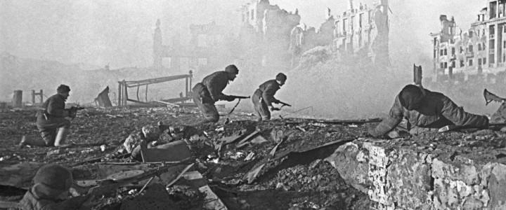 Календарь Великой Победы. 2 февраля – разгром советскими войсками немецко-фашистских войск в Сталинградской битве, День воинской славы России