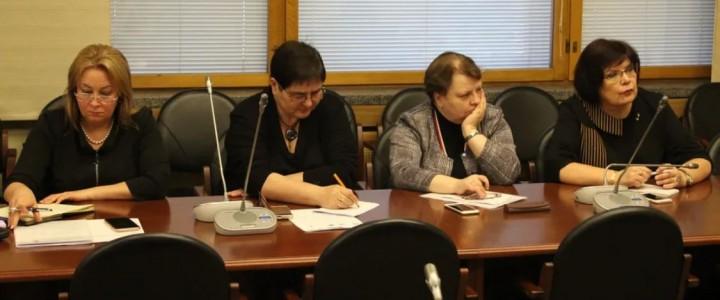 Преподаватели Факультета дошкольной педагогики и психологии участвовали в заседании Экспертного совета по дошкольному образованию в Государственной Думе РФ