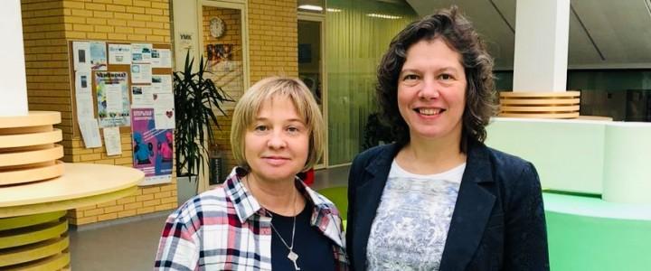 Образование для развития, учителя для России: наше участие