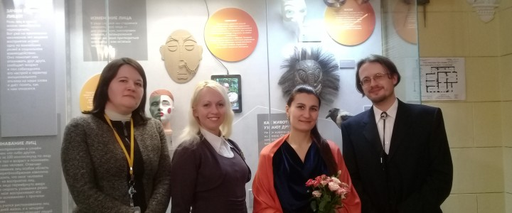 """В Государственном биологическом музее имени К. А. Тимирязева открылась выставка """"Лица"""""""