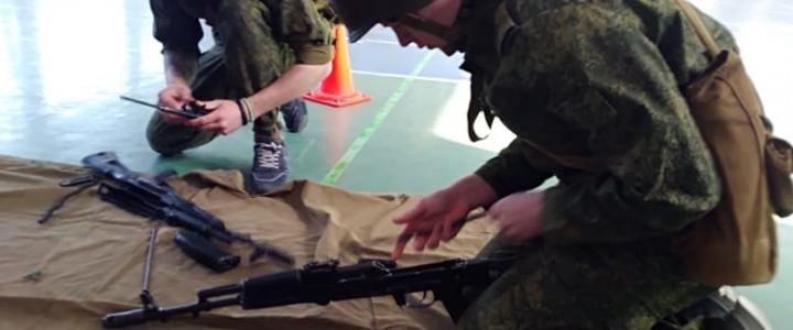 Команда Анапского филиала МПГУ победила в соревнованиях по виду «Военизированная полоса препятствий»