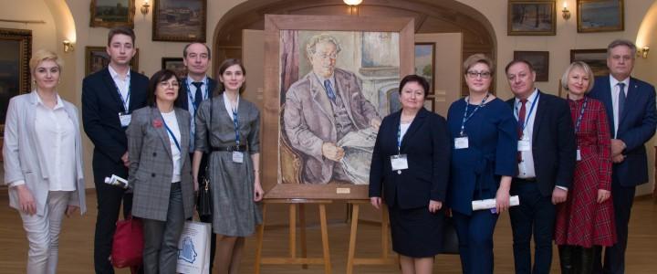 В МПГУ проходят Дни Белорусского государственного педагогического университета