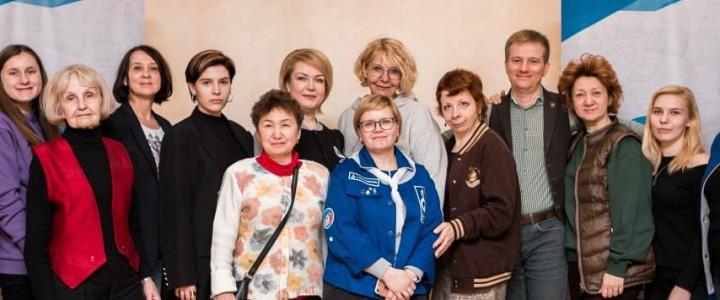 """МПГУ в составе экспертов конкурса """"Вожатый и его команда"""""""