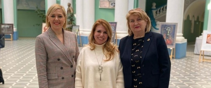 Директор Анапского филиала МПГУ приняла участие в работе комиссии головного университета по подготовке к проверке Рособрнадзора