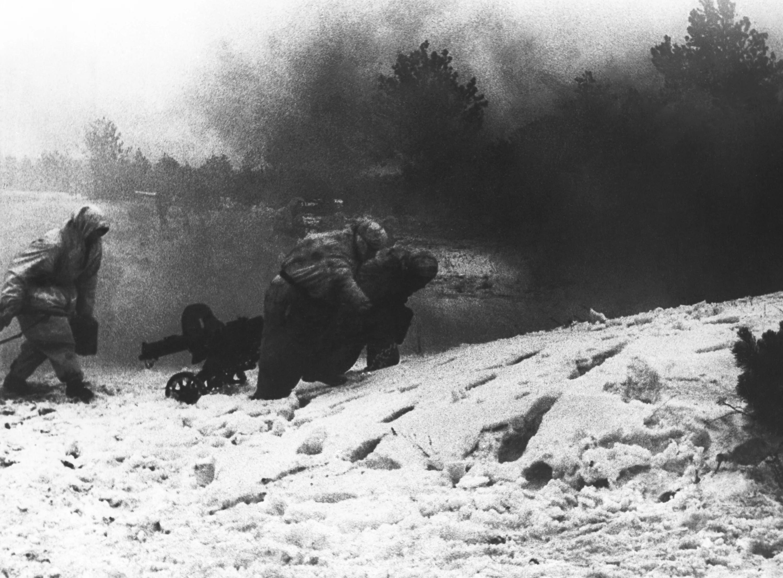 Бои подо Ржевом. 1943 г.