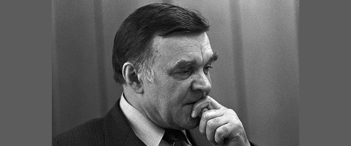 Ушел из жизни писатель-фронтовик Юрий Бондарев