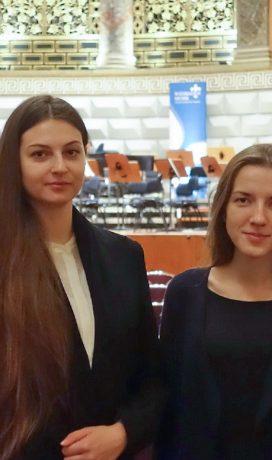 Студентка Института иностранных языков прошла годичный курс обучения в университете имени Иоганна Гуттенберга (г. Майнц, Германия)