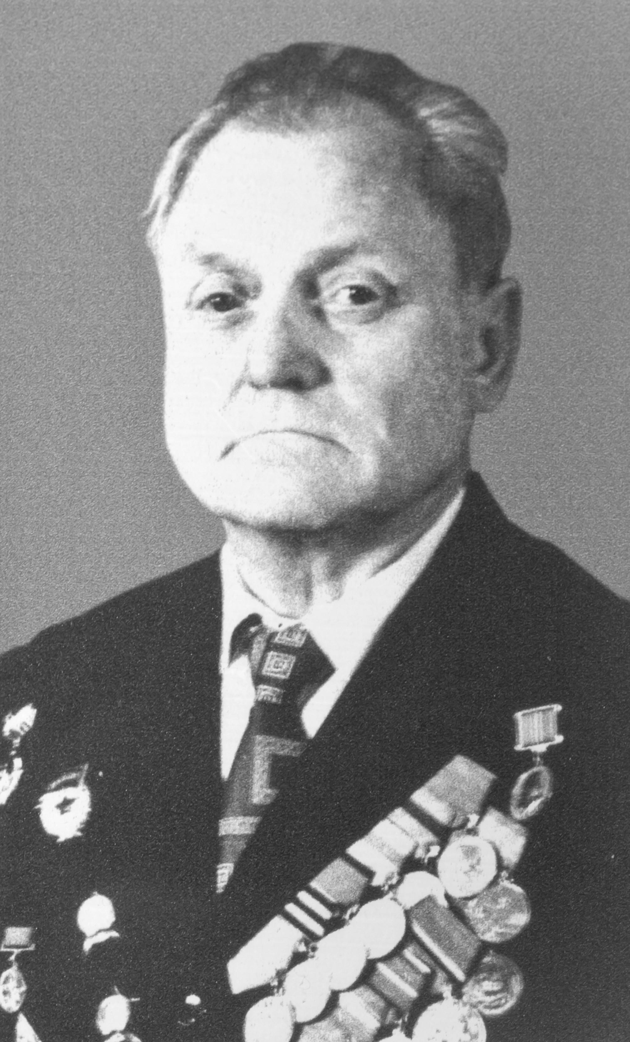 Лысаков Николай Алексеевич