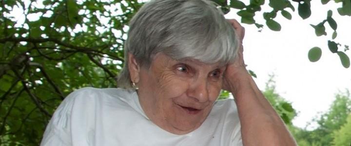 Михайловой Злате Борисовне – 93 года!
