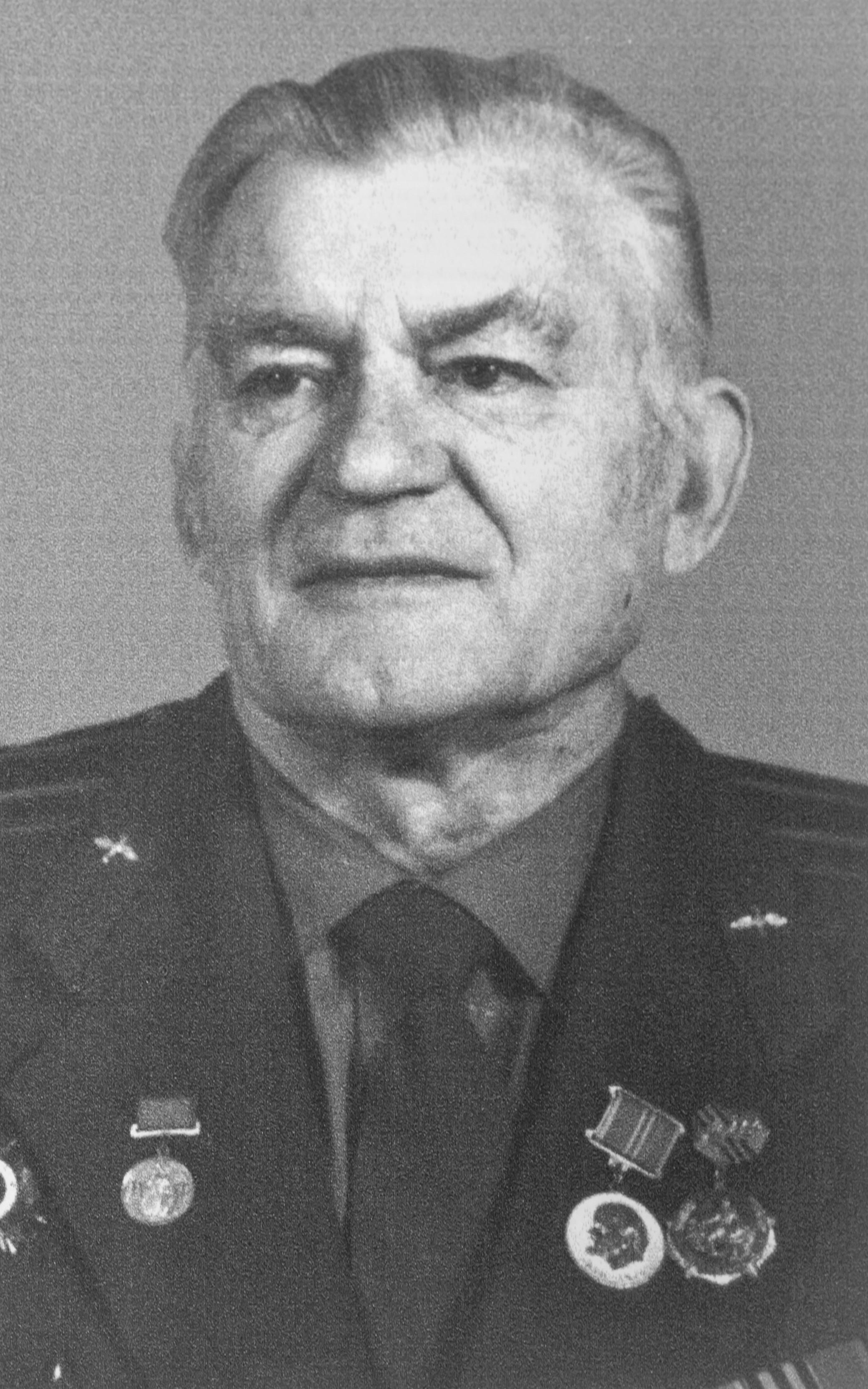 Павлов Юрий Владимирович
