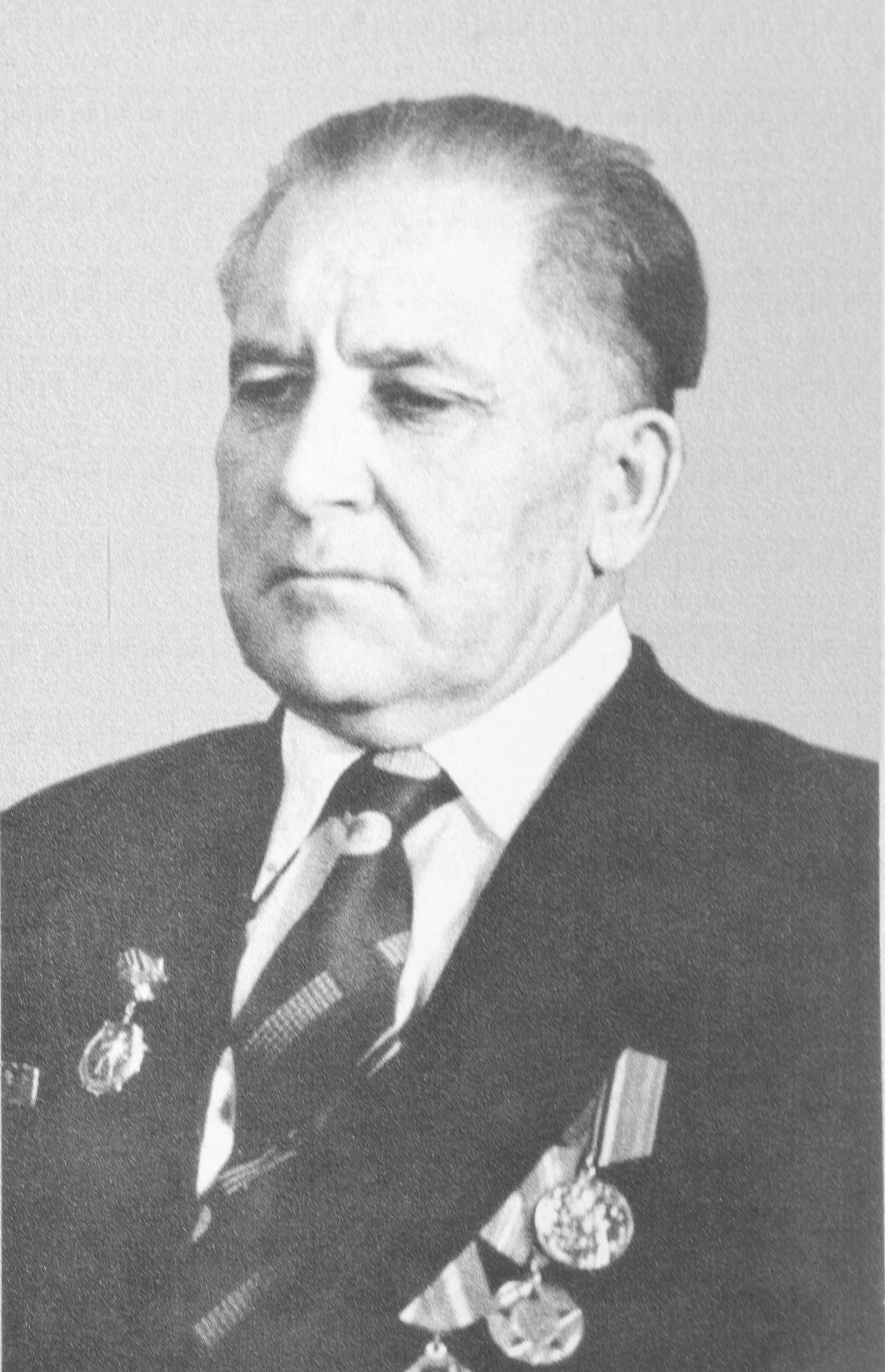Просецкий Павел Алексеевич