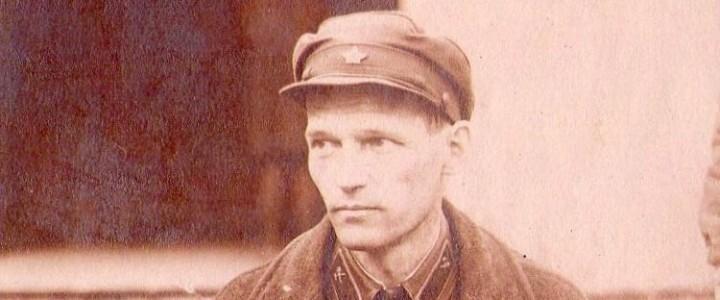 Бессмертный полк МПГУ. Владимир Михайлович Успенский