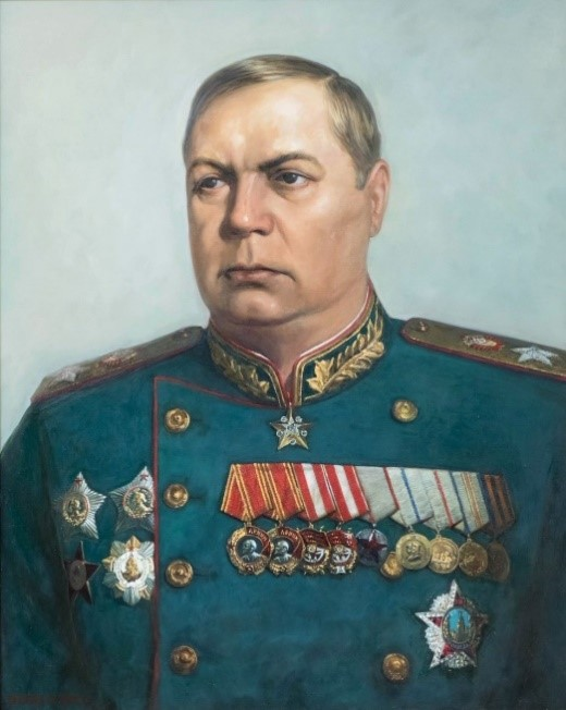 Маршал Советского Союза Ф.И. Толбухин (1894-1949)