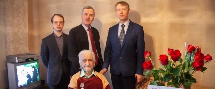 Михаилу Борисовичу Успенскому – 96 лет!