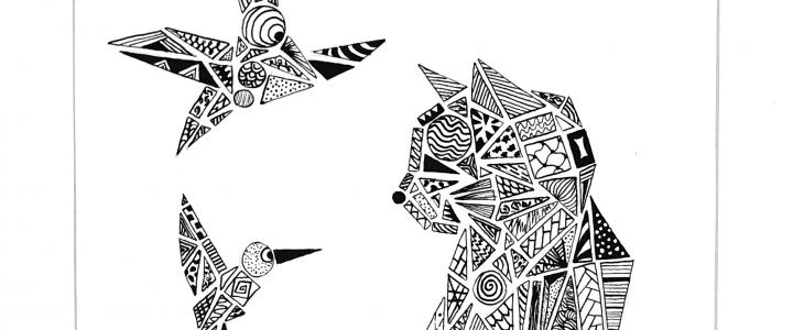 IV Выставка-конкурс творческих работ  студентов факультета начального образования  «Лики творчества»
