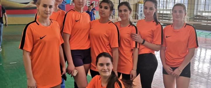 Сборная Анапского филиала МПГУ по волейболу заняла третье место в зачёте Спартакиады!