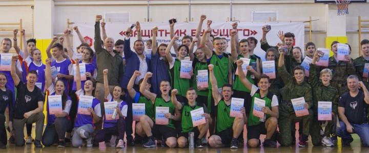 """""""Защитник будущего"""" шагает по Московским школам!"""