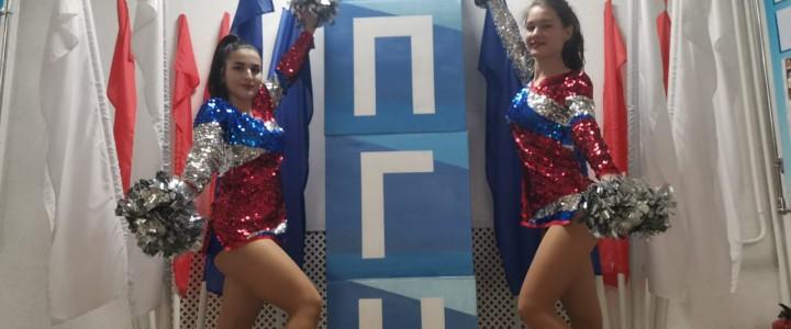 В Анапском филиале МПГУ лучшая команда по черлидингу!