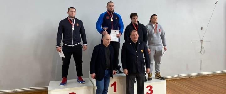 Кантемир Шибзухов занял 3 место по Греко-римской борьбе