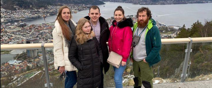 Стажировка студентов Института математики и информатики в Норвегии