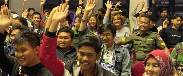 В Центре открытого образования на русском языке в университете «Паджаджаран» состоялась лекция Посла РФ в Республике Индонезия