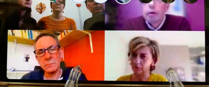 Онлайн встреча с представителями Университета Сержи Понтуаз (Франция)