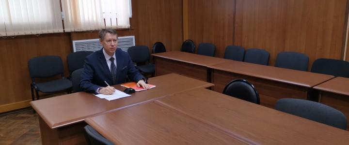 Вебинар для преподавателей и учащихся Нукусского государственного педагогического института имени Ажинияза