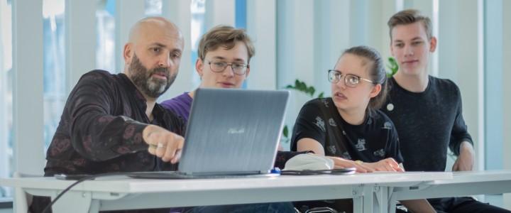 МПГУ провёл «Форум школьных СМИ» в «Технограде»