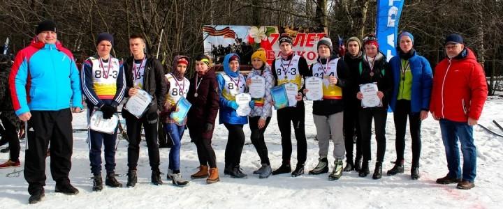 Соревнования по лыжным гонкам в рамках II Спартакиады ИФКСиЗ, посвящённой 75-летию Победы в Великой Отечественной Войне
