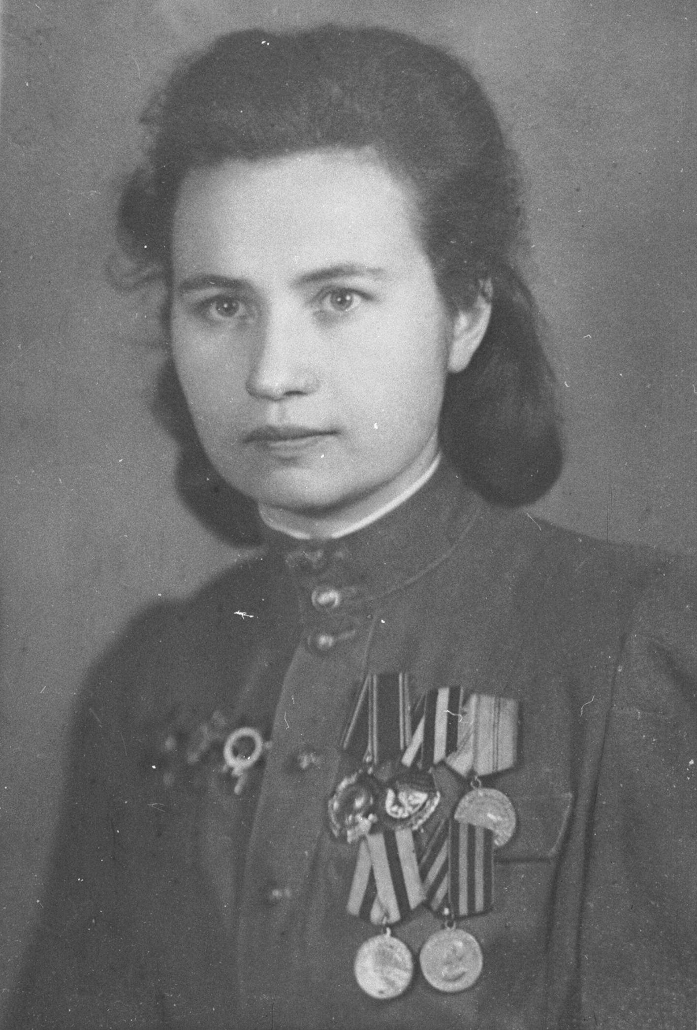 А.Ф. Акимова. 1922-2012